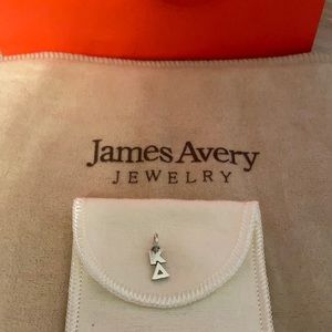James Avery RETIRED Kappa Delta Charm/Drop